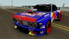 BMW CSL Redbull