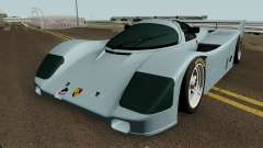 Porsche 962c Short Tail para GTA San Andreas