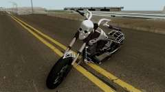 Liberty City Customs Sanctus Version Final GTA V para GTA San Andreas