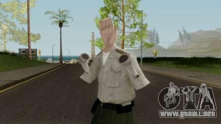 Hand Police (LQ) para GTA San Andreas