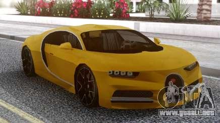 Bugatti Chiron LQ para GTA San Andreas