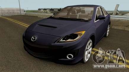 Mazda 3 2013 para GTA San Andreas