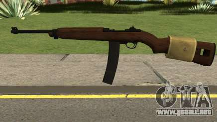 M2 Carbine with Extended Magazine para GTA San Andreas