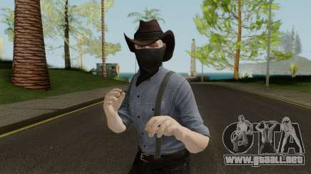 GTA Online Tribute to RDR 2 para GTA San Andreas