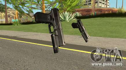 Cry of Fear - Glock 19 With Flashlight para GTA San Andreas