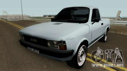 Fiat 147 City (Pick-Up) para GTA San Andreas