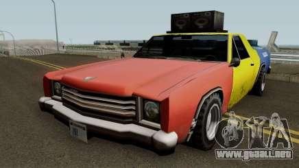 Picador CONSIGAZ - Beta - TC GTA Brasil para GTA San Andreas