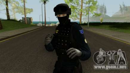 Tek Skin 4 para GTA San Andreas