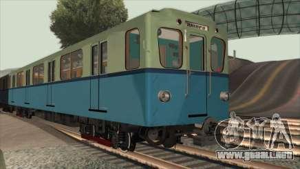 D 81-702 para GTA San Andreas