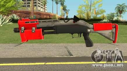 Shotgun Fortnite para GTA San Andreas