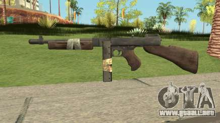 Bad Company 2 Vietnam Thompson M1928 para GTA San Andreas