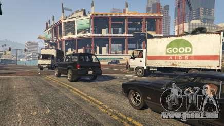 Traffic Checking v1 para GTA 5