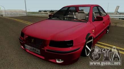 Ikco Samand LX Sport para GTA San Andreas