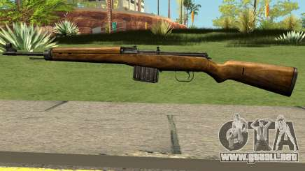 Cry of Fear Gewehr 43 para GTA San Andreas