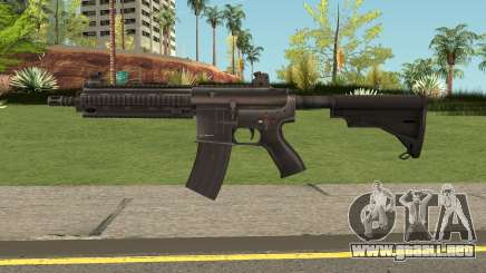 HK-416 (Soldier of Fortune: Payback) para GTA San Andreas