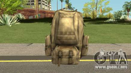 New Parachute HQ para GTA San Andreas