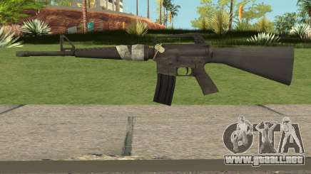 Colt Model 715 Bad Company 2 Vietnam para GTA San Andreas