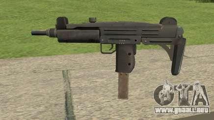 Bad Company 2 Vietnam UZI para GTA San Andreas