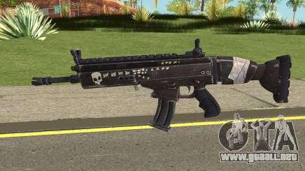 Fortnite Ramirez SCAR para GTA San Andreas