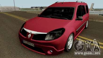 Renault Sandero Grand Sandero para GTA San Andreas
