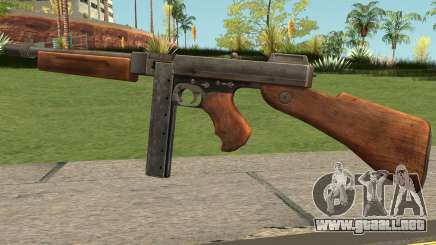 Thompson M1928 SMG para GTA San Andreas