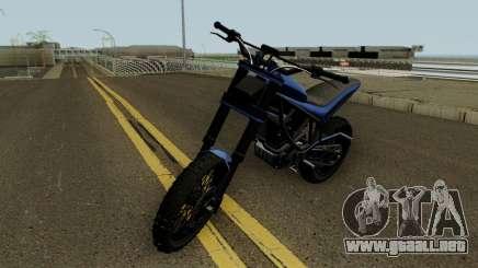 Maibatsu Manchez GTA V para GTA San Andreas