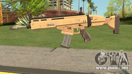 Scar-H from Fortnite Battle Royale para GTA San Andreas