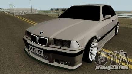 BMW E36 MPOWER para GTA San Andreas