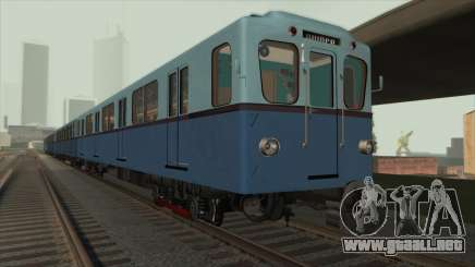 D 81-702 Intermedio para GTA San Andreas