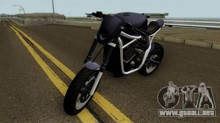 Shitzu Defiler GTA V para GTA San Andreas