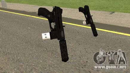 Tec9 Lowriders DLC para GTA San Andreas