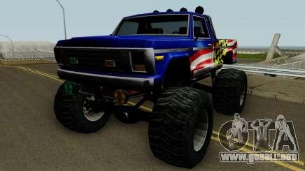 Monster A para GTA San Andreas