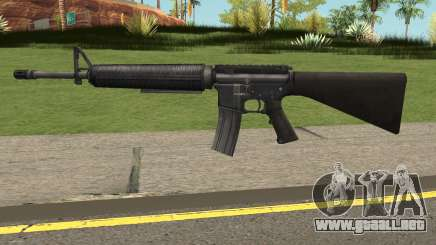 M16A4 (Soldier of Fortune: Payback) para GTA San Andreas