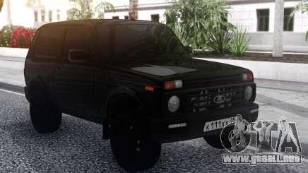 VAZ 2121 urbano para GTA San Andreas
