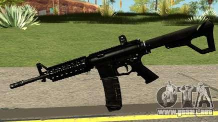 Contract Wars M4A1 Custom para GTA San Andreas