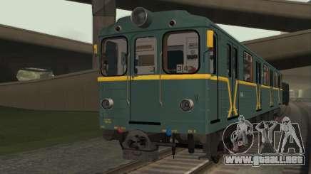 El Erizo De Kiev 2002 para GTA San Andreas