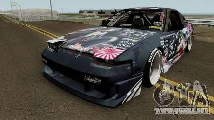 Nissan 240sx Oshino para GTA San Andreas