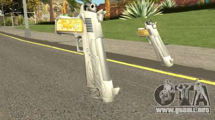Fortnite: Rare Pistol (Colt 45) para GTA San Andreas
