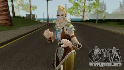 Fortnite Huntress para GTA San Andreas