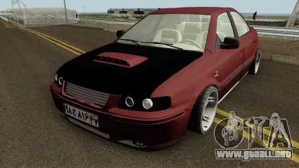 Ikco Samand Full Sport para GTA San Andreas