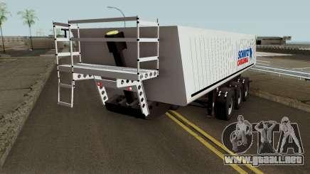 Schmitz Cargobull Trailer para GTA San Andreas
