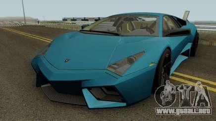Lamborghini Reventon 2007 para GTA San Andreas