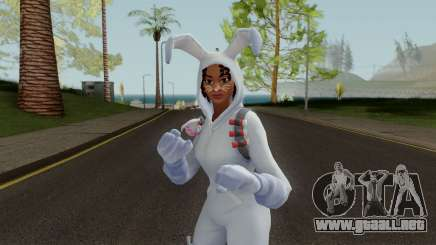 Fortnite Bunny Raider para GTA San Andreas