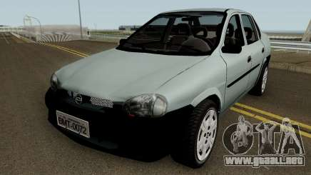 Chevrolet Corsa Sedan Tunable para GTA San Andreas