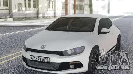 Volkswagen Scirocco 2.OTSI para GTA San Andreas