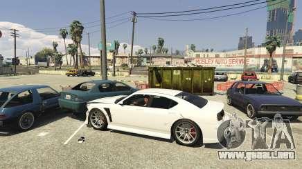 Bubblecars 1.1 para GTA 5