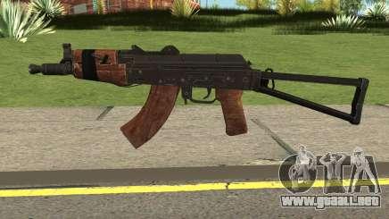 Battle Carnival AKS-74 para GTA San Andreas
