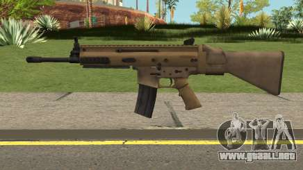 SCAR-L (Soldier of Fortune: Payback) para GTA San Andreas