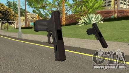 Call of Duty: MWR Pistol (Colt 45) para GTA San Andreas