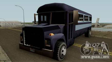 Beta Bus LCS para GTA San Andreas